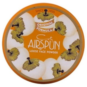 COTY Airspun Loose Face Powder - Translucent (並行輸入品)