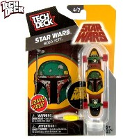 TECH DECK 指スケ STAR WARS BOBA FETT96mm SANTA CRUZ NO21