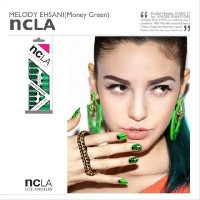 MELODY EHSANI(Money Green)ネイルシール Money Green