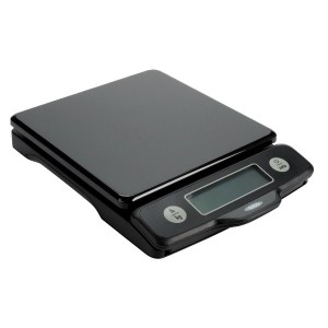 OXO Good Grips 5-Pound Food Scale with Pull-Out Display, Black [並行輸入品]