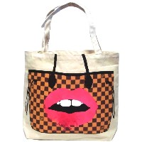 My Other Bag マイアザーバッグ リップトートバッグ LONDON KISS BAG made in USA