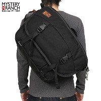 MYSTERY RANCH ミステリーランチ Outsider メッセンジャーバッグ BLACK /mysteryranch-outsider-mes-bk