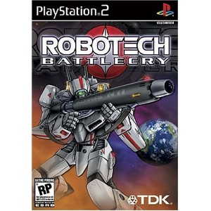 Robotech / Game