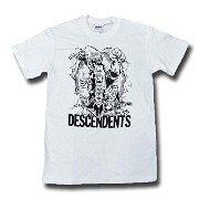 Descendents ディセンデンツ Superheroes Tシャツ S
