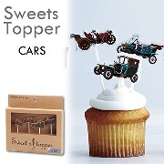 Sweets Topper スイーツトッパー カー