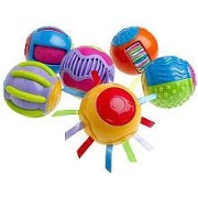 Fisher-Price Roll-a-Rounds: Touch 'N Tickle Rounds by Fisher-Price