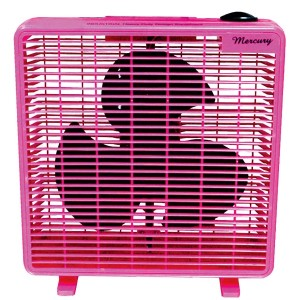 BOX FAN EL-095PK