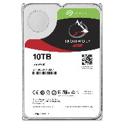【Amazon.co.jp限定】Seagate内蔵HDD IronWolf 3.5inch 7200rpm 10TB メーカー保証3年+1年 延長保証付き ST10000VN0004/EWN