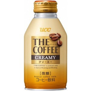 UCC THE COFFEE クリーミー リキャップ缶 260g×24本