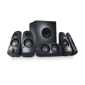 ロジテック スピーカー Logitech Surround Sound Speakers Z506 (980-000430)