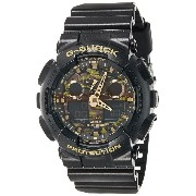 Casio G-Shock Camouflage Watch GA100CF-1A9 [カシオGショック迷彩腕時計GA100CF-1A9]