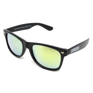 HAPPY HOUR SUNGLASS(ハッピーアワー)サングラスBLACK BEACH・MATTE BLACK