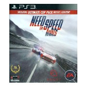 Need for Speed Rivals PS3 ULTIMATE COP PACK (輸入版 アジア版)
