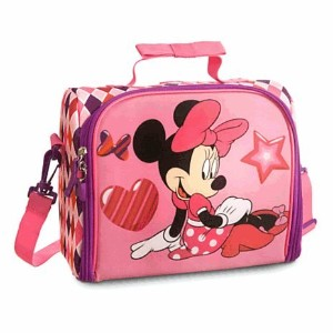 Disney(ディズニー) Minnie Mouse Lunch Tote ミニー・マウスのランチトートバッグ 【並行輸入品】