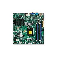 SuperMicro Motherboard -Intel- X9SCM-F