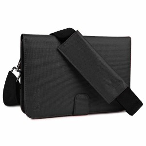 Cooper Cases(TM) Magic Carry II PRO Dell Venue 8 / 8 7000 / 8 New 2014 Edition / 8 Pro タブレット携帯用ポートフォ...