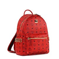 MCM エムシーエム BACKPACK SML バックパック ルビー MMK6AVE37 [並行輸入品]
