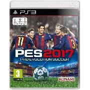 Pro Evolution Soccer 2017 (PS3) (輸入版)