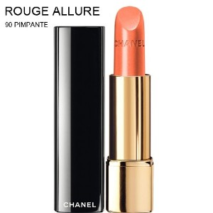 CHANEL ROUGE ALLURE INTENSE LONG-WEAR LIP COLOUR [並行輸入品] (90 PIMPANTE)