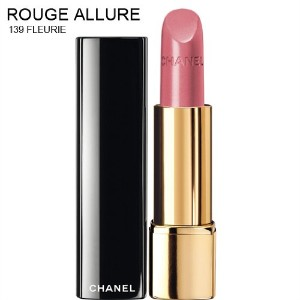 CHANEL ROUGE ALLURE INTENSE LONG-WEAR LIP COLOUR [並行輸入品] (139 FLEURIE)