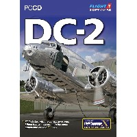 DC-2 for Microsoft Flight Simulator X & FS 2004 (輸入版)