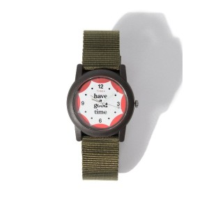 (ビーピーアールビームス) bpr BEAMSTIMEX × have a good time × BEAMS / 別注CAMPER SPECIAL WATCH 33221097232 ONE...
