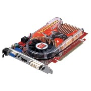 BUFFALO AMD ATI Radeon HD 3650搭載 DirectX10対応 PCI Express x16バス用グラフィックボード GX-HD3650/E512I