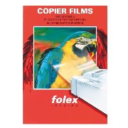 folex OHPフィルム A4 PPC用 X3A4P クリア 20枚入