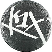 K1X Million Bucks Game Ball 黒/白/7号球