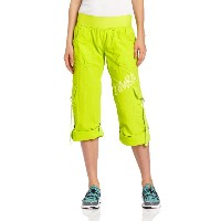 Zumba (ズンバ) Feelin It Cargo Pants Zumba Green L [並行輸入品]