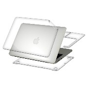 ZAGG INVISIBLESHIELD MacBook Pro 15インチ with Retina display用フルボディーカバーシールド Made in USA APPMBP15RFB