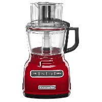 KitchenAid KFP0933ER 9-Cup Food Processor with Exact Slice System - Empire Red [並行輸入品]