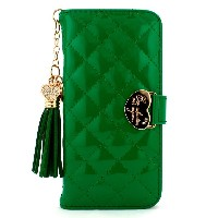 iPhone6s ケース Fantastick mignon case for iPhone6 iPhone6s (green) アイフォン6s アイフォン6 手帳型ケース