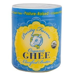 Purity Farms - Organic Ghee (Clarified Butter), 7.5oz【並行輸入品】