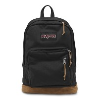 jansport(ジャンスポーツ) RIGHT PACK Black
