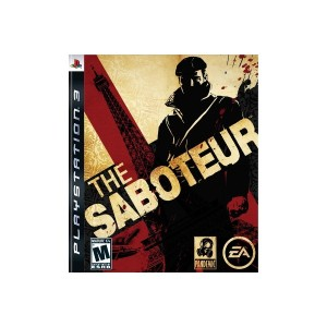 THE SABOTEUR(海外版)