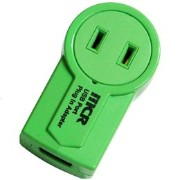 MERCURY USB Port Plug In Adapter(USBポートアダプター)グリーン C149GR
