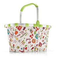 reisenthel CARRY BAG 《Print Pattern》 ライゼンタール キャリーバッグ [I LIKE SHOPPING]