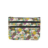 spia ポーチ 3-zip pouch SHEEP FSP-0299SH [正規代理店品]