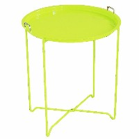 SPICE Various Tray Stand Round Green CPT164GR