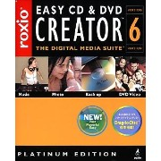Easy CD & DVD Creator Version 6 The Digital Media Suite