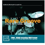 O.S.O'S Rare Groove/Jazz & Funk Drums