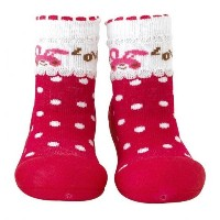 Baby feet Love-Red (11.5cm) 4941746805640