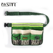 FASITE 7 ポケット Gardening Tools Bags Garden Hanging Pouch キャンバス製園芸用具バッグ ガーデンポケットバッグ ハンギングポーチ 工具差し 腰袋...