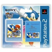PlayStaion 2専用メモリーカード(8MB) Premium Series ソニック ヒーローズ