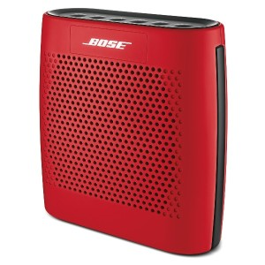 Bose SoundLink Color Bluetooth speaker : Bluetoothスピーカー ポータブル/ワイヤレス レッド SLink Color RED【国内正規品】