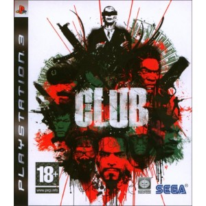 The Club (PS3) (輸入版)