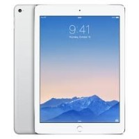 【docomo版】 iPad Air 2 WiFi Cellularモデル 128GB シルバー 白ロム
