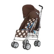 OBABY ATLAS V2 DOTS - BROWN