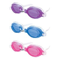 BODY GLOVE(ボディグローブ) Kids 3 pack Goggles 子供用水中ゴーグル3個セット AST ONE 15KD22(14814)